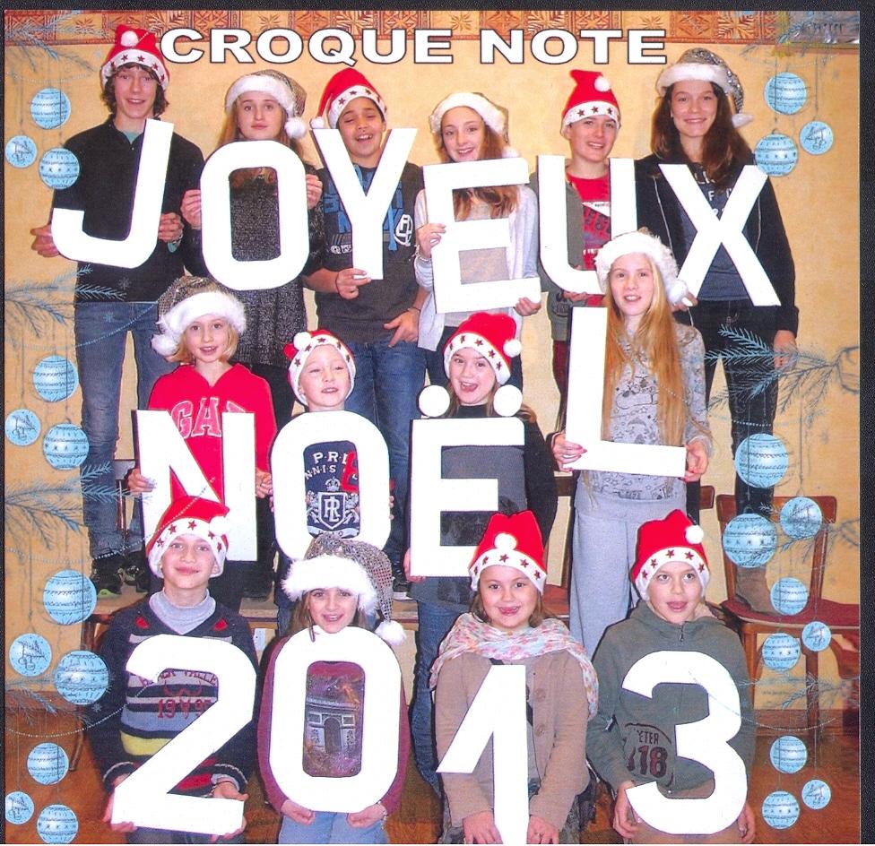 2013 CD de NOËL